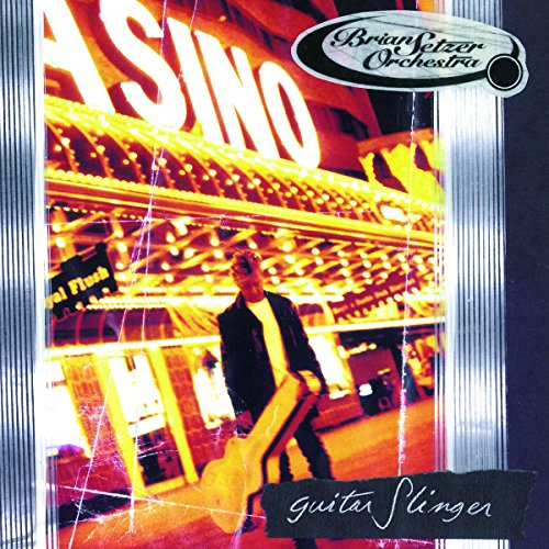 Guitar Slinger by Interscope Records