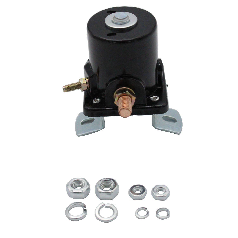 TAKPART 3 Post 12 Volt Starter Solenoid 8N11450