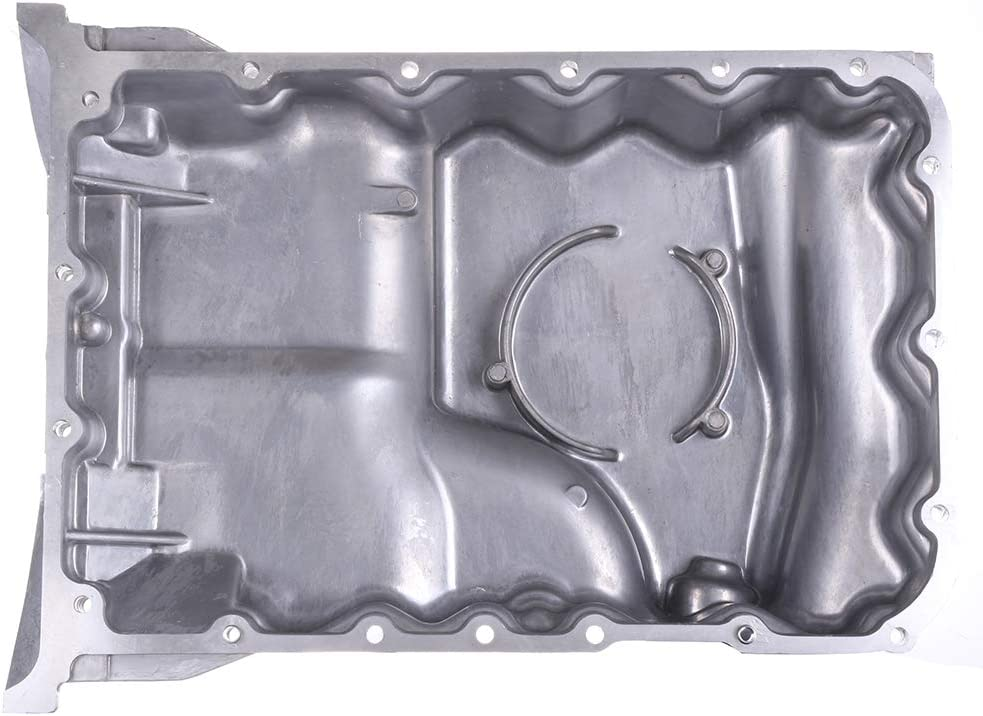 FEIPARTS Engine Oil Pan for 03-07 Acura TL Honda Accord Odyssey Pilot Pickup Truck V6 3.0L 3.2L 3.5L OE Solutions 264-379 Oil Drain Pan