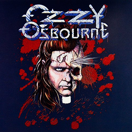 Old Glory Ozzy Osbourne - Spike Face - Decal