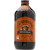 Bundaberg Sarsaparilla Soft Drink, 12 x 375 Milliliters
