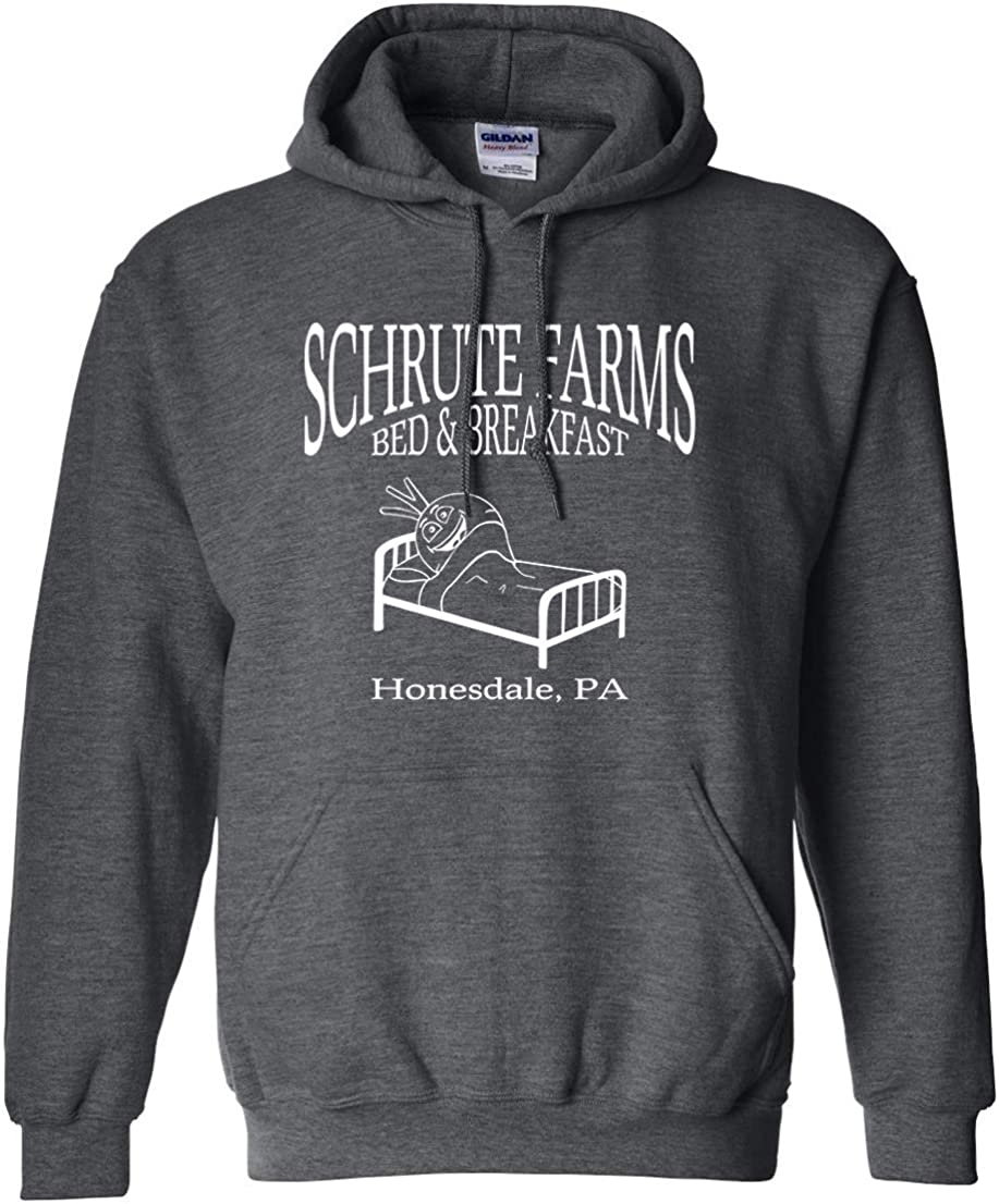 Beetwine Essentials Schrute Farms Bed & Breakfast Sweatshirt - Unisex