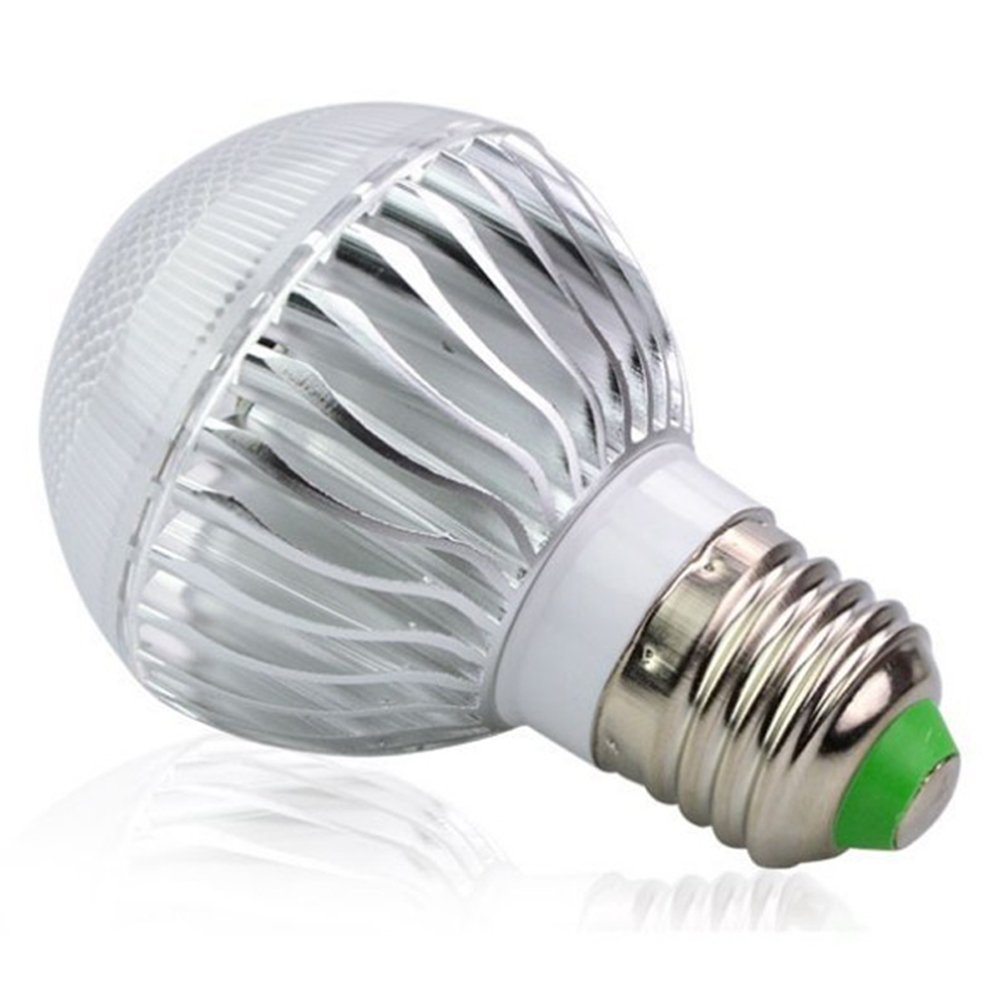 Chic * con circuito de E27 15 W RGB con luz LED multicolor bombilla 85-265V con mando a distancia: Amazon.es: Iluminación