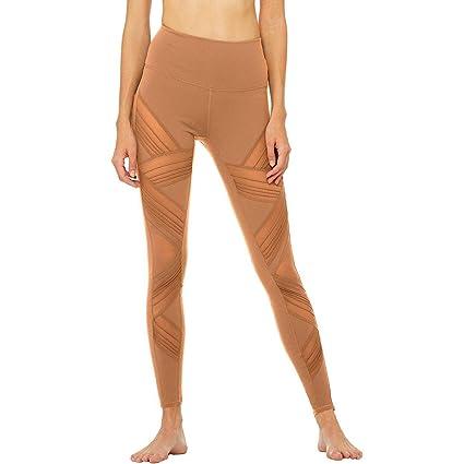 5da962c4ba Amazon.com : Alo Yoga Ultimate High-Waist Legging - Women's Henna, S :  Sports & Outdoors