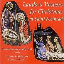 Vespers: Antiphon & Psalm 113