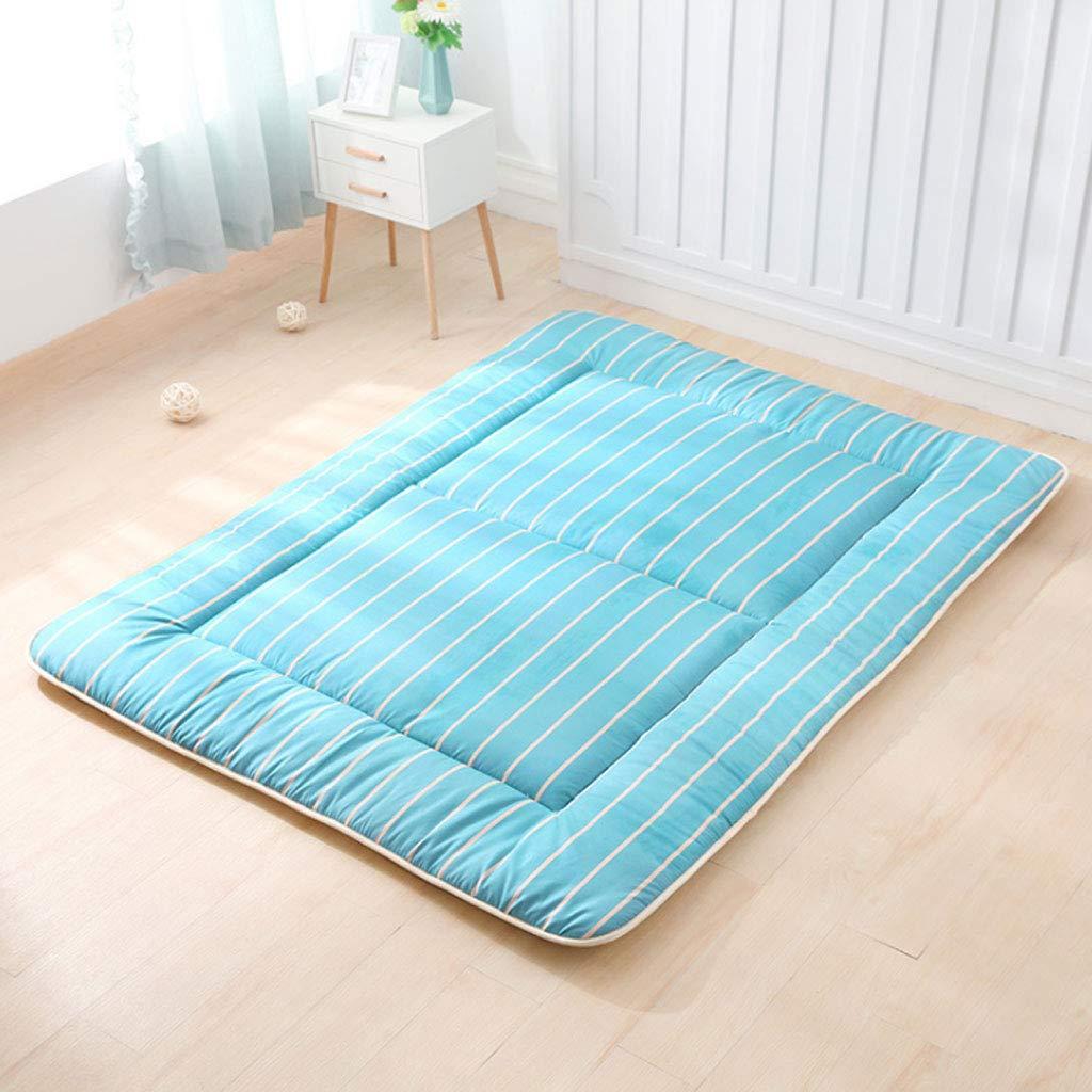 Hongyan Colchón Doble, colchoneta colchoneta para Dormitorio Acolchada Colchoneta Antideslizante para colchoneta colchoneta para Dormir (Color : 3#, ...