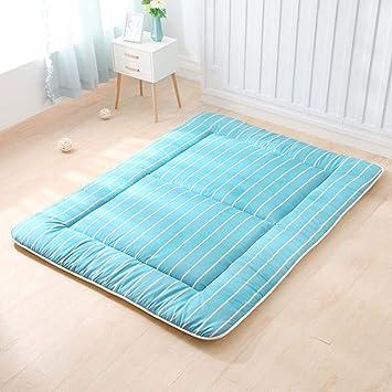 Hongyan Colchón Doble, colchoneta colchoneta para Dormitorio Acolchada Colchoneta Antideslizante para colchoneta colchoneta para Dormir (Color : 3#, Tamaño ...