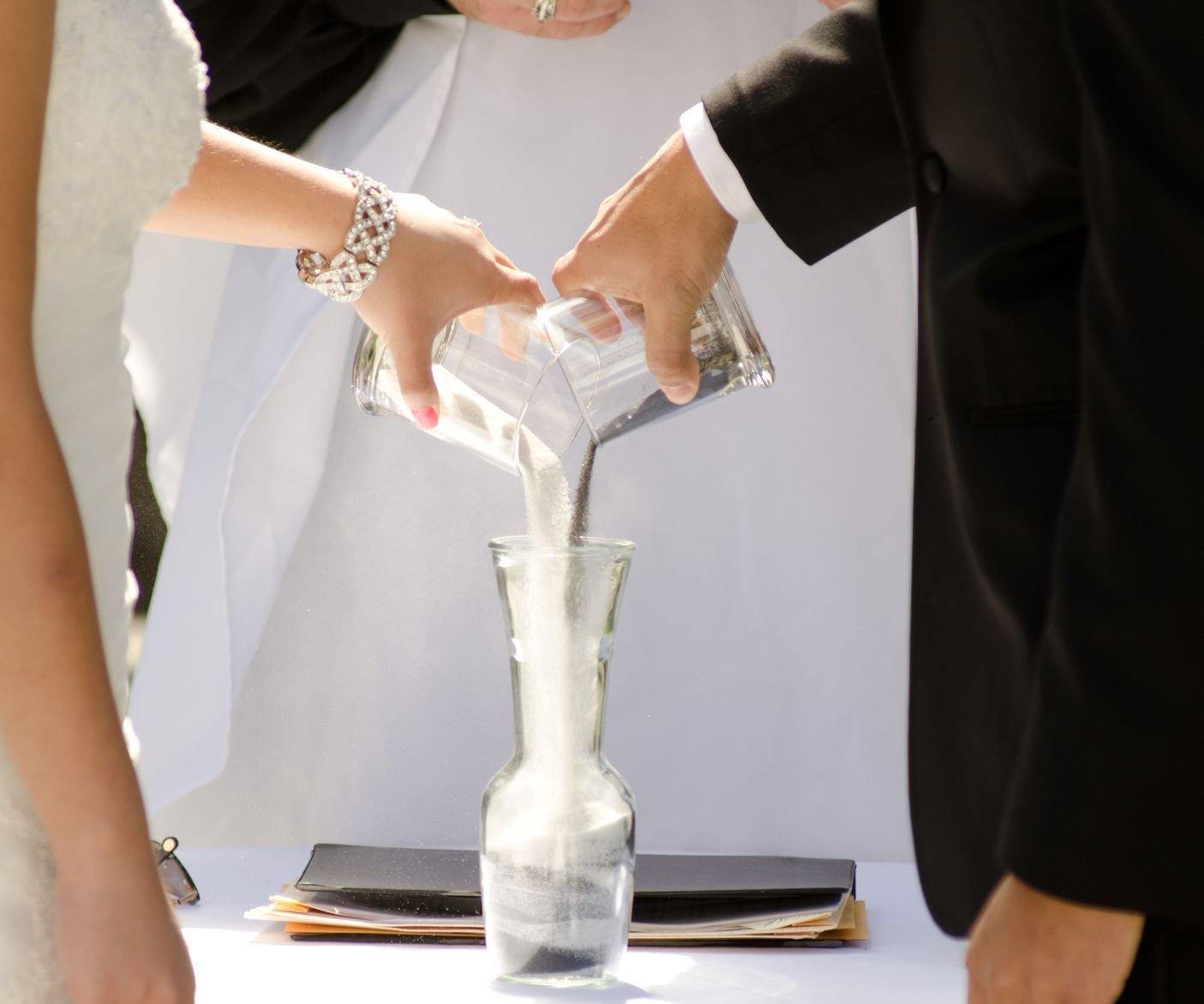 Zelda Bomboniere Kit Vasi E Sabbia Luna con Bicchieri Rito della Sabbia Decorazione Matrimonio