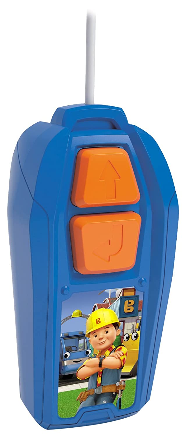 Dickie Toys 203133002 Toy Vehicle RC Bob The Builder-Lofty with Single Channel Radio Control