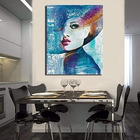 Xiaoxinyuan 100 Peint à La Peinture à L Huile Abstrait