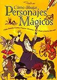 Como Dibujar Personajes Magicos, Fedhar, 9875502812