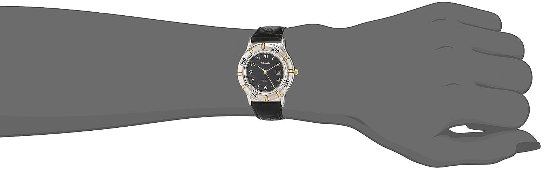 7dcda47e2c1b Thermidor Reloj Análogo clásico para Mujer de Cuarzo con Correa en Cuero  23009  Amazon.es  Relojes