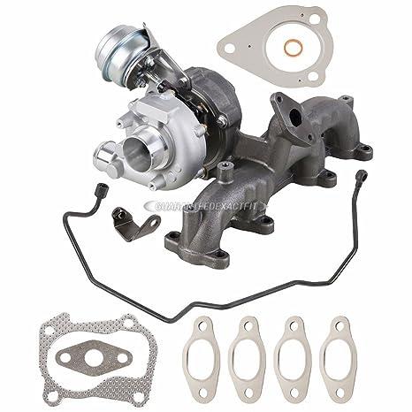 Nuevo Turbo Kit w/Turbocompresor, juntas y línea de aceite para VW Beetle Golf