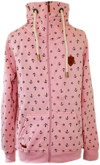naketano rosa anker jacke