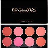 Makeup Revolution London Blush and Contour Palette All About Cream, 13g