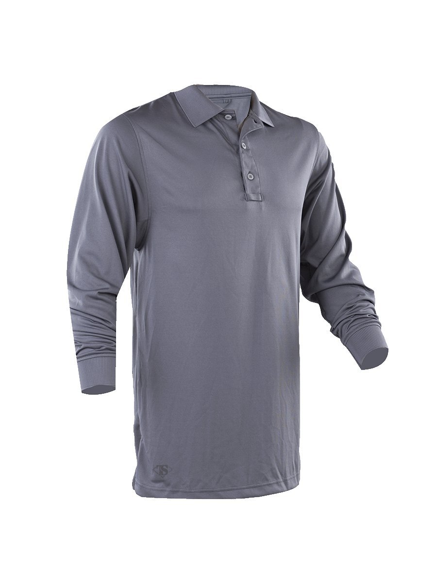 Tru-Spec Herren Long Sleeve Performance Polo Shirt