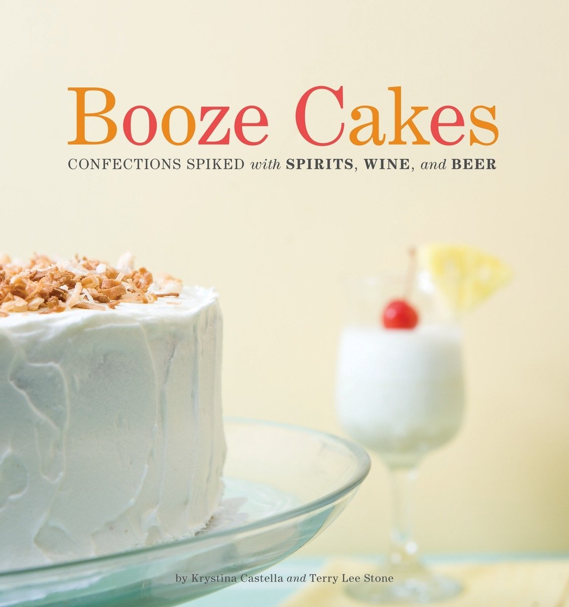Booze Cakes Confections Spiked Spirits product image