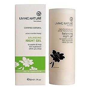 Living Nature Balancing Night Gel (oily/anti-acne)