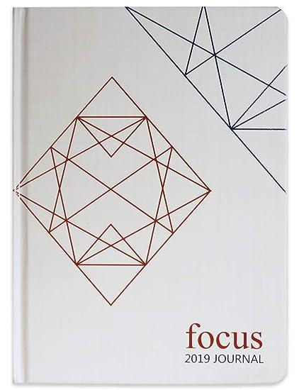 Planificador 2019-2020 Focus 365 - Agenda anual: Amazon.es ...