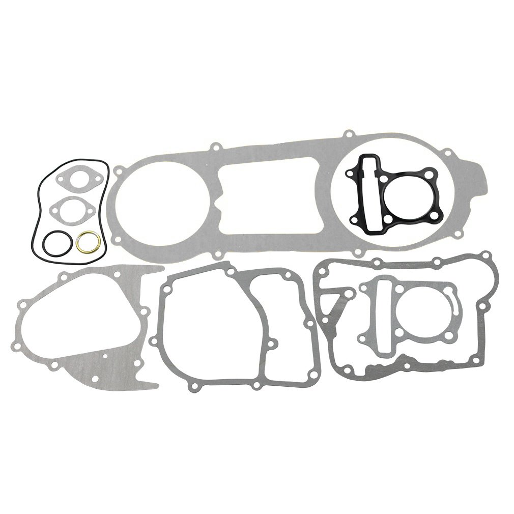 amazon goofit plete cylinder intake gasket set for gy6 150cc Airport Go Karts amazon goofit plete cylinder intake gasket set for gy6 150cc taotao yerfdog hammerhead atv scooter go karts automotive