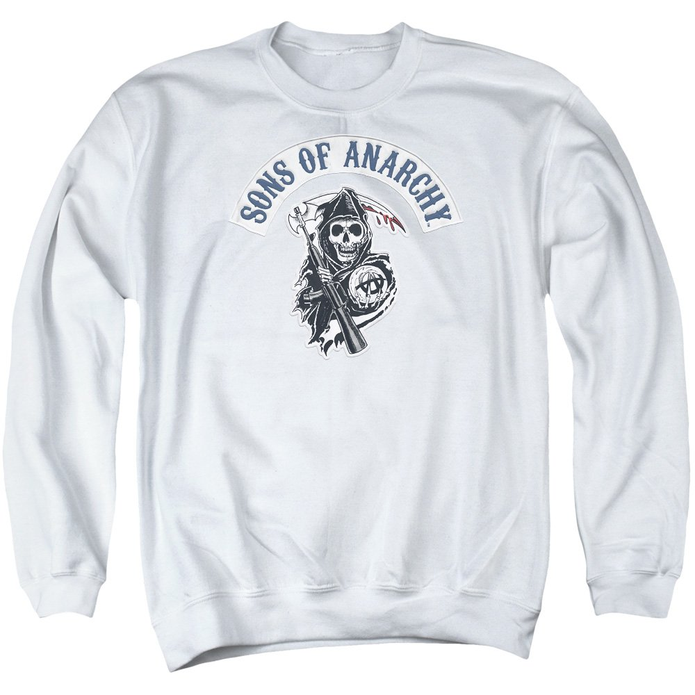 Sons of Anarchy Mens Bloody Sickle Sweater