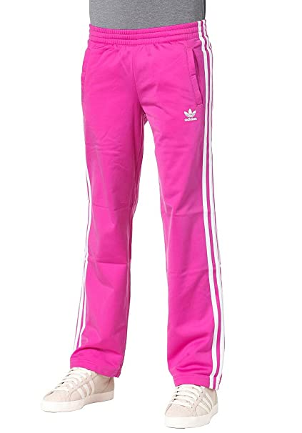 new york great prices limited guantity adidas FIREBIRD TP [GR. 128 ] PINK RETRO HOSE JOGGINGHOSE ...