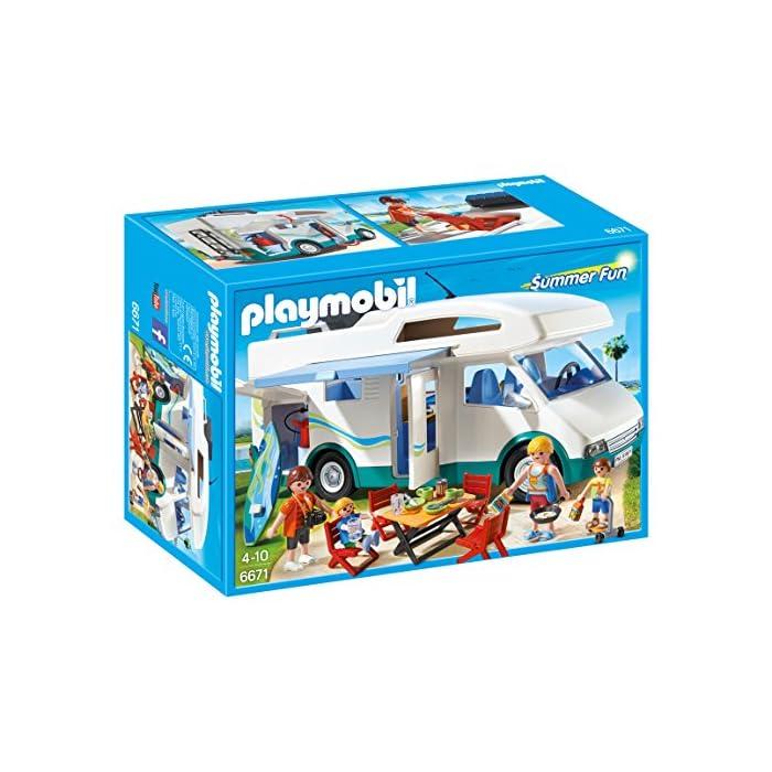 610Owc32nAL Juguete educativo que fomenta el juego simbólico Fomenta creatividad e imaginación Con figuras y accesorios