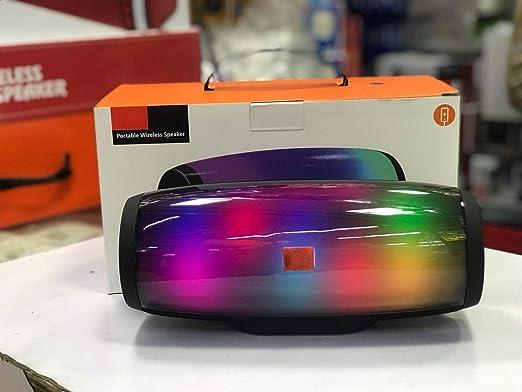Pulse 5 Super Lightning Portable Bluetooth Speaker Mobile Speakers