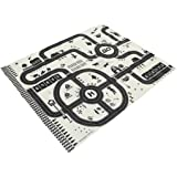 HOMYL Kids Road Traffic Play Mat Rug Toy Carpet Playmat Baby Children Developmental - for Playing with Toy Cars Trucks…