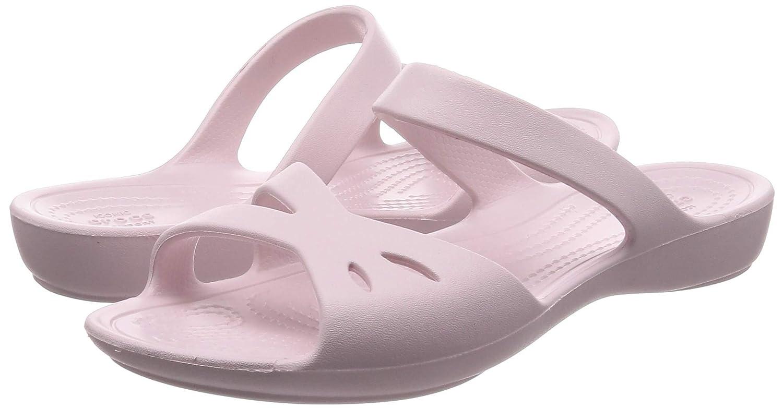 68d18b14b995 Amazon.com  Crocs Women s Kelli Sandal  Crocs  Shoes