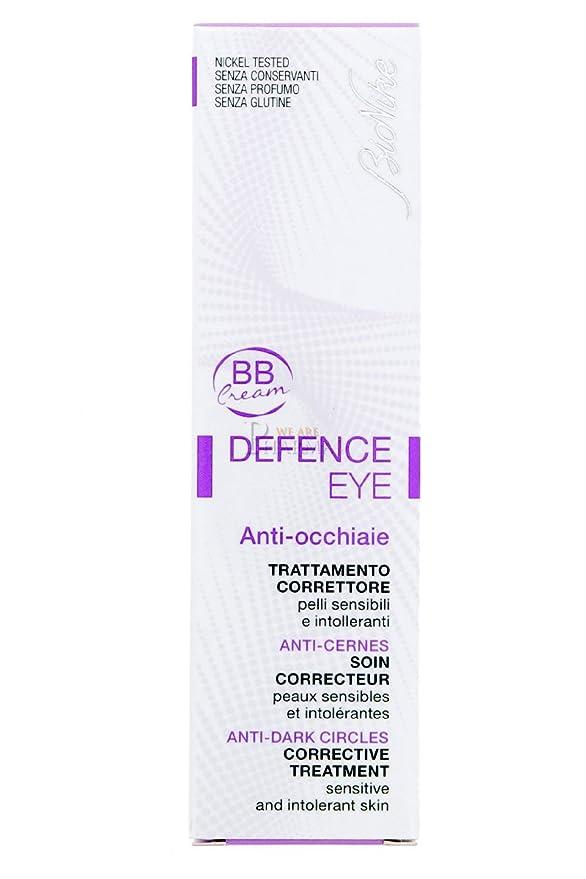 2 opinioni per Bionike Defence Eye Anti Occhiaie