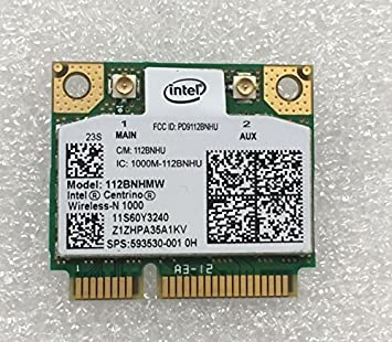 Intel Centrino Wireless-N 1000 For Lenovo 112BNHMW PCI-E WIFI Wlan Card