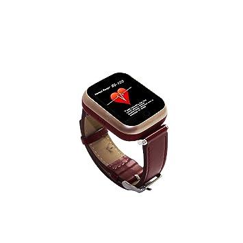 meacom Smart Watch para Personas Mayores GPS + WiFi + lbs Tracker ...