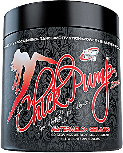 The Best Pre Workout for Weight Loss for Women Chick Pump Pre Workout Diet Supplements for Women Best Preworkout Weight Loss Energy, Endurance, focus, and Strength!!