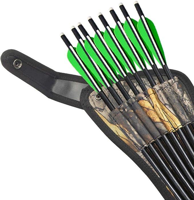 Arrow Quiver Faux Leather Bow Arrows Crossbow Arrows 8217