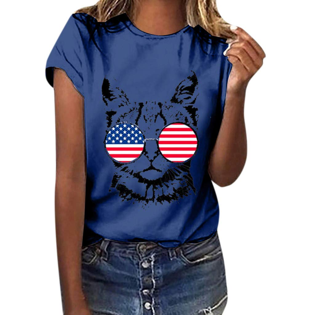 Pandaie Womens Tops Shirts Beach Sleeveless Print Splice Sling Vest Blouse Casual Shirt Tank Tops