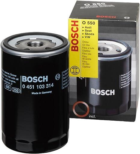 Bosch P7183 Filtre /à huile VAG