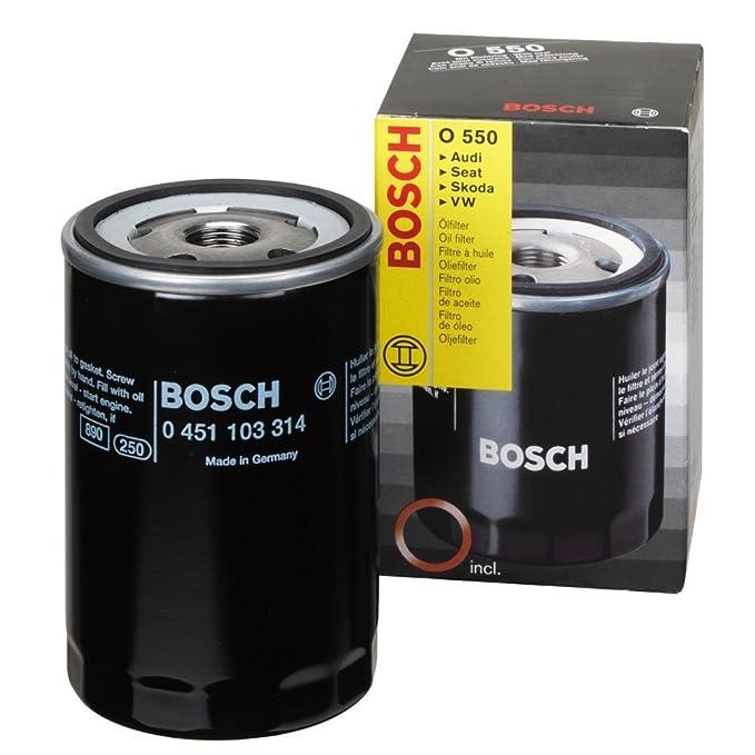 Bosch Filtre à huile F026407183-Simple