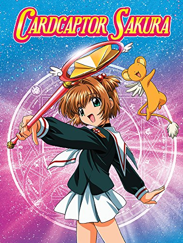 Cardcaptor Sakura Complete Series Standard Edition BLURAY (Eps #1-70) by NIS America