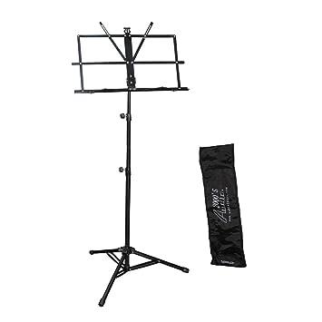 Amazoncom Audio 2000s Ast4446bk Portable Sheet Black Music Stand