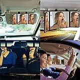Huicocy Car Visor Mirror, Makeup Travel Vanity