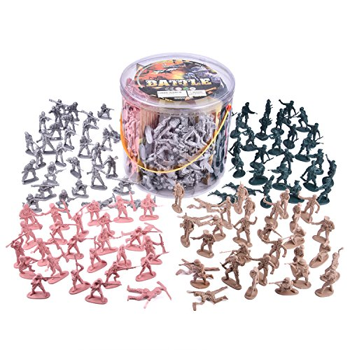 Army Men Action Figures Army Toys of WW