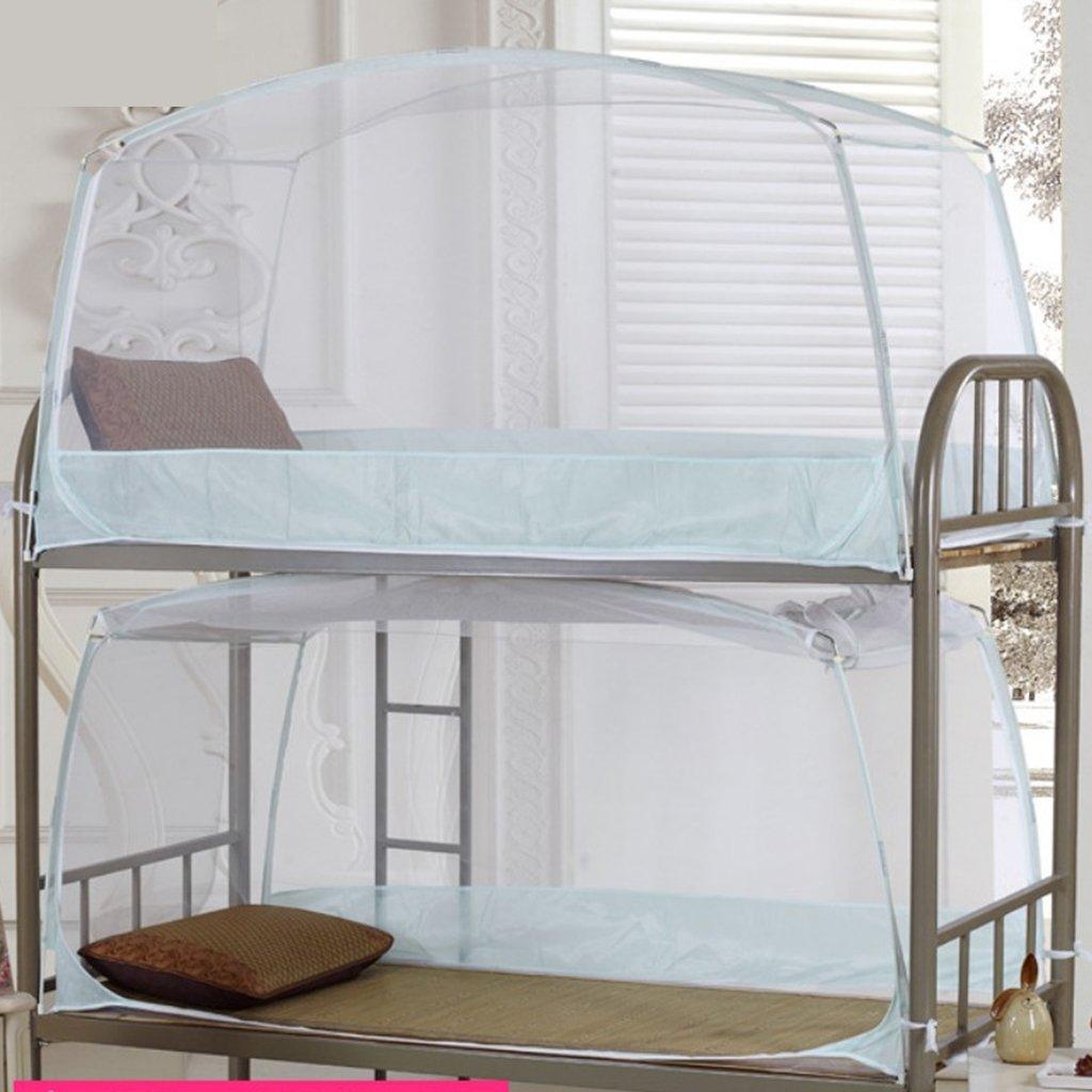 Sharplace Moustiquaire en Polyester Tente pour Chevet dEtudiants L,Porte Double