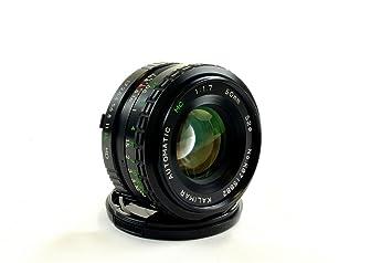 amazon com kalimar mc 50mm f 1 7 minolta md manual focus lens rh amazon com Nikon Manual Photography Nikon User Manual