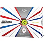 Callaway Golf Supersoft Magna Golf Balls, (One Dozen)
