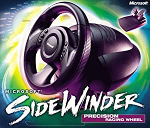 SideWinder Precision Racing Wheel Microsoft - free driver download