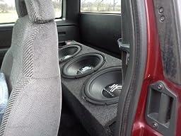 "Amazon.com: HIFONICS HFX12D4 12"" 800W Car Audio Subwoofer"