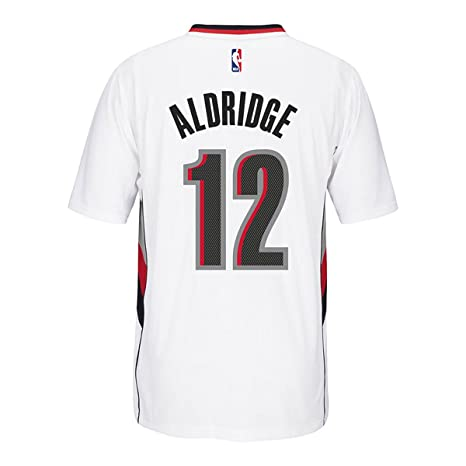 Adidas Mens Damian Lillard Trailblazers Swingman Jersey White XXL   Amazon.ca  Sports   Outdoors 438b6d640
