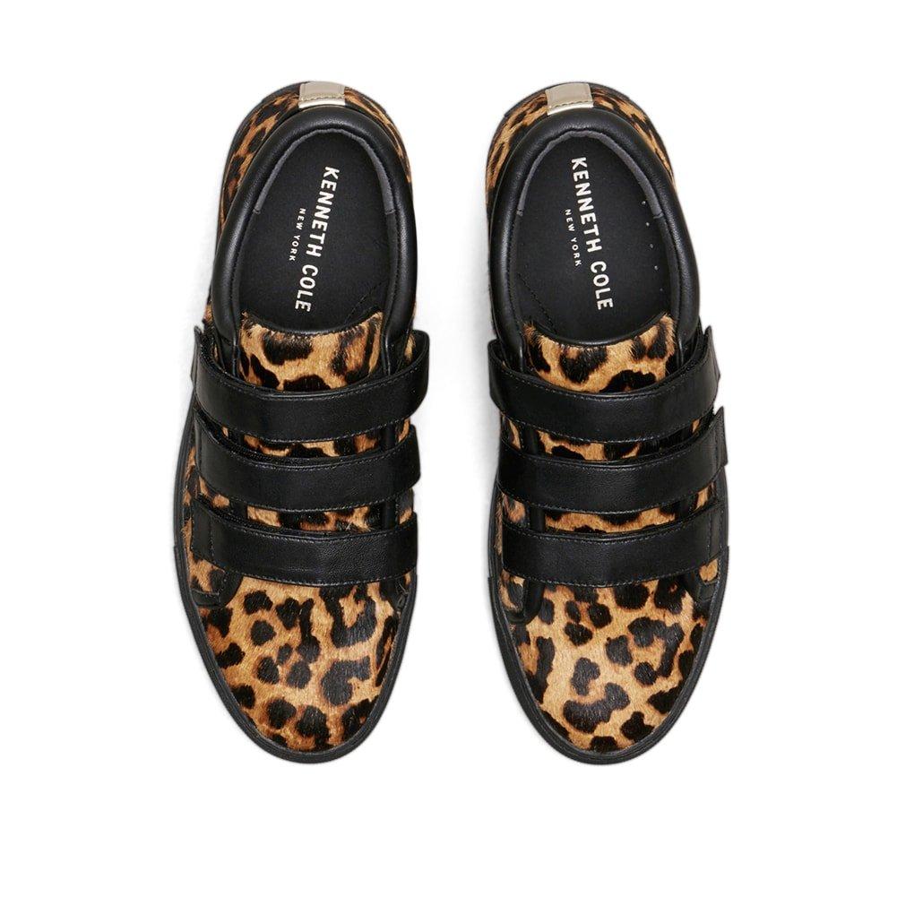 Kenneth Cole New York Women's Kingvel Fashion Sneaker B01KOM3G9A 5 B(M) US|Sahara