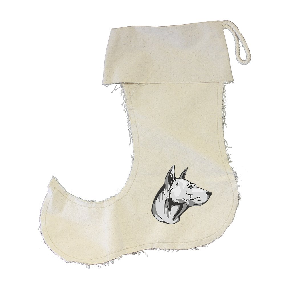 Style in Print Canvas Stocking Jester Thai Ridgeback Head By Small by Style in Print